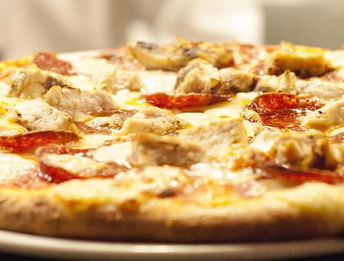 Pizza Cesare
